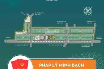 Dự án khu đô thị Dĩnh Trì, TP Bắc Giang