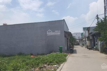 Cần bán đất sổ đỏ Quách Điêu, Bình Chánh, ngay khu công nghiệp Vĩnh Lộc, DT: 120m2, giá: 27tr/m2