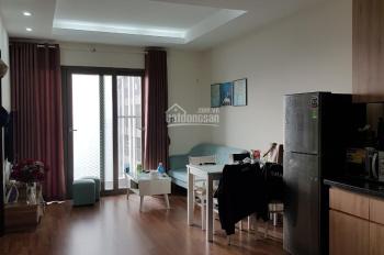 (0845 668 222) cho thuê gấp căn hộ Home City Trung Kính 68m2 căn góc 2PN sáng, đủ nội thất, 11tr/th