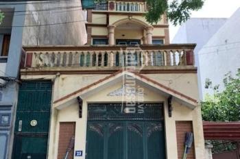 Bán nhà bán đảo Linh Đàm, Hoàng Mai.Diện tích 56.6m2, mặt tiền 4m, đường vào 6m.LH 0989200132