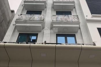 Cho thuê tòa nhà mặt phố Nguyễn Chánh - Nam Trung Yên. DT 110m2, 7 tầng, MT 7m, giá 90tr/th