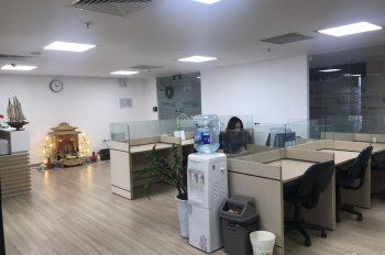 Cho thuê văn phòng diện tích 80m2, giá siêu hấp dẫn tại tòa nhà Ecolife Capitol, 58 Tố Hữu