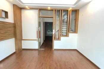 Bán nhà riêng An Dương Vương, Phú Thượng, Tây Hồ. 43 m2 x 5T Tân cổ điển. 7 chỗ đỗ cửa, cực thoáng
