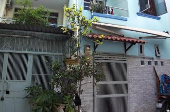 Bán Nhà 1 Lầu 4,5x10 Hẻm 7m Rộng Đẹp Trương Phước Phan - Bình Trị Đông
