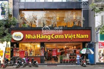 Cho thuê MP Trần Phú, DT 150m2 x 2 tầng, MT 11m, vị trí siêu đẹp, nhà mới, giá tốt