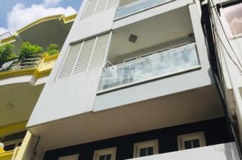 cho thuê nhà mặt tiền 227A Trần Quang Khải gần Hai Bà Trưng, Q1. 250m2 trống suốt.
