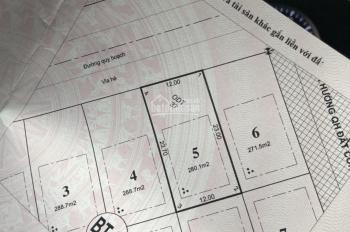 Bán lô đất 280m2 phường Hùng Thắng, Quảng Ninh