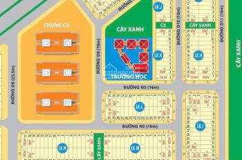Đất nền khu đô thị Bàu Xéo, Đồng Nai, dự án đất nền khu công nghiệp Bàu Xéo, chỉ 1.17 tỷ/nền