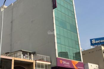 Bán gấp nhà mặt tiền Hai Bà Trưng, P. Tân Định Quận 1. DT 8x18m 6 tầng TN 250tr/th giá 58 tỷ (TL)