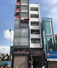 Cần bán toà nhà Nguyễn Cửu Vân, Phường 17, Quận Bình Thạnh. Giá 31 tỷ thương lượng