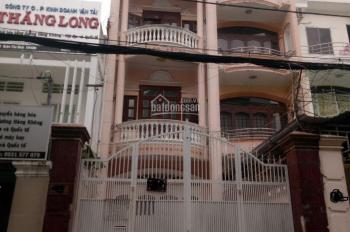 Cho thuê nhà mặt tiền Sông Thao, P2, Tân Bình. DT 4 x 30m, 3 lầu, giá 28 triệu