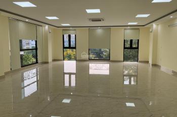 Cho thuê nhà mặt phố Vũ Tông Phan, Thanh Xuân, 110m2*7T nổi, 1T hầm, thông sàn thang máy 100 tr/th