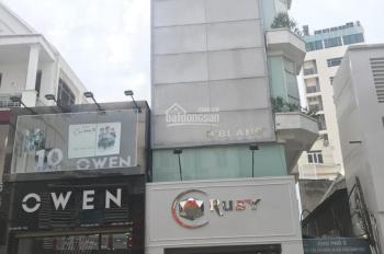 Cho thuê nhà MT Võ Văn Tần gần Cao Thắng Q.3 đoạn 2 chiều có vỉa hè DT:5x18m, 6 lầu, giá 80 tr/th
