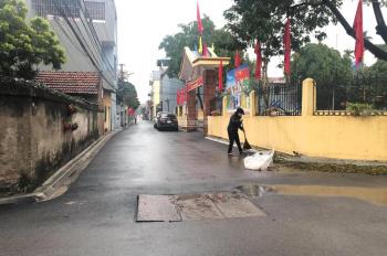 Cần bán 62m2 đất ở (SĐCC) Ngõ chính Thôn Cống Thôn, Yên Viên