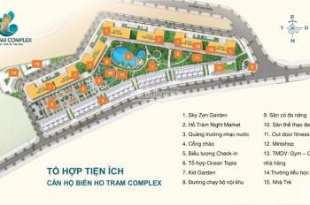 Tập đoàn Hưng Thịnh mở bán khu phức hợp nghỉ dưỡng Hồ Tràm, thanh toán chỉ 120tr. LH 0903042938