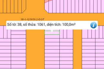Dự án Lavender City bán cặp F1/3, 100m2(5*20), giá 1,3 tỷ, đường lớn 25m, hướng Tây, sổ riêng ONT