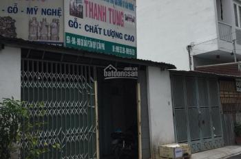 Bán nhà cấp 4 MT Đường Bình Long gần Tân Hương.DT 4x28m.Giá 9.6 tỷ