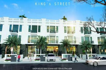 Ra mắt phân khu Shophouse King Street, mặt tiền đường 60m, TP Huế