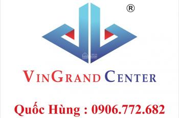 Bán nhà hẻm 1073 đường CMT8, P. 7, Tân Bình (khu Cư Xá Tự Do), DT: 5 x 20m, giá 18 tỷ