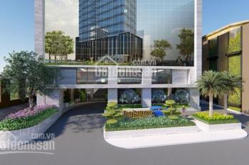 Tòa nhà làm trường học Mặt Tiền Thanh Đa 1 hầm 7 lầu DTSD: 1.260m2 giá 35 tỷ: