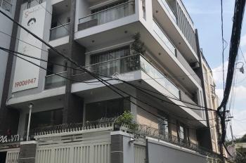 Nhà nguyên căn 436A đường 3/2, DT: 10x19m, 5 tầng, TM, giá thuê 100 triệu/tháng
