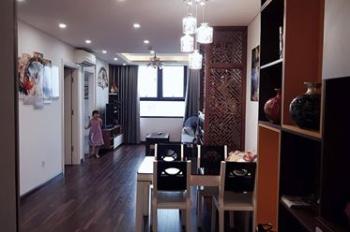 Cho thuê căn hộ chung cư full đồ Eco City KĐT Việt Hưng, 3PN, 86m2, giá: 11 tr/tháng