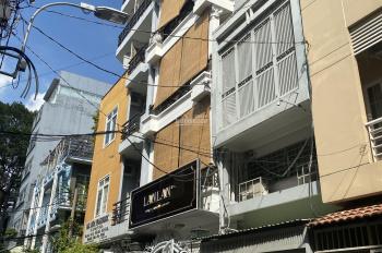 Nhà mặt tiền đường Số 2 CX Đô Thành, P4, Q3 (DT 4.8X10m), 18 tỷ TL