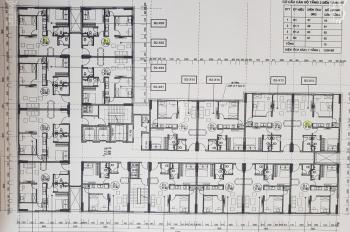 Bán chỗ căn hộ chung cư Khai Minh