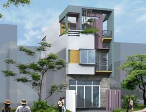 Bán nhà mặt tiền Nguyễn Ngọc Phương, đối diện Vinhomes Golden River, DT 4x15m, giá chỉ 16 tỷ