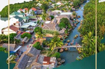 Biệt thự ven Sông Cổ Cò đối diện Resort Malibu và Phố Cổ Hội An