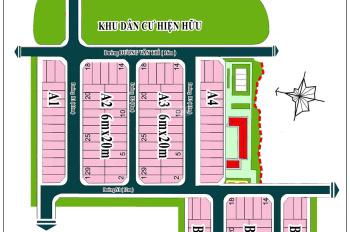Chính thức mở bán KDC Phú Hữu, Nhơn Trạch, Đồng Nai, MT đường Dương Văn Thì, giá đầu tư 10tr/m2