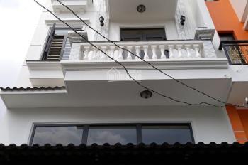 Bán nhà HXH 5m Dương Quang Hàm, P6,DT: 4x20m trệt, 2 lầu nhà mới đẹp giá chỉ: 6.9 tỷ TL,