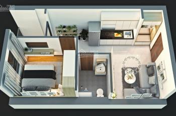 Bán căn hộ bcons miền đông 1 phòng ngủ, 1 WC diện tích 34m2 giá 985tr. LH 0902403373