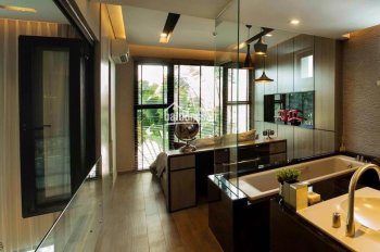 Cho thuê căn hộ Feliz En Vista, Q2, DT 105m2 3 phòng ngủ, tầng 10, đông nam, giá 23tr 0938 587 914