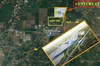 Đất nền dự án Kim Oanh Long Thành - Century City mặt tiền đường DT 769 liền kề sân bay