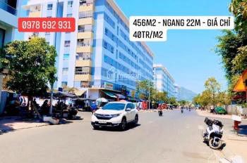 Hàng ngân hàng phát mãi giá sấp mặt lô đất đường A1 KĐT Vĩnh Điềm Trung ( có sổ, xây dựng tự do )