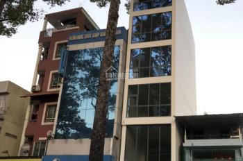 cho thuê nhà nguyên căn mặt tiền Nguyễn Tri Phương gần chè Ý Phương 3,7x15m 1 trệt,5 lầu,thang máy