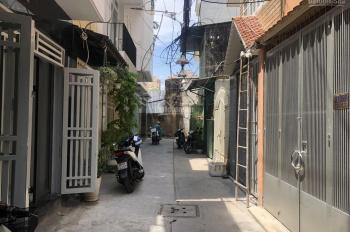 Bán nhà hẻm xe hơi đường Nguyễn Biểu - Phan Văn Trị 6.5 tỷ