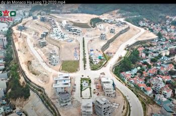 Tôi chính chủ bán lô đất biệt thự trên đồi Monaco Hạ Long vị trí view cao độ đẹp nhất dự án
