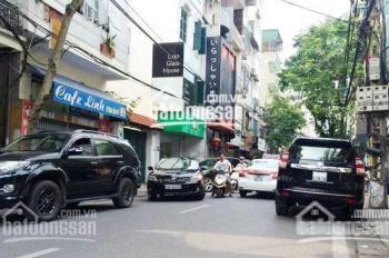 Bán nhà mặt phố Yên lạc - 95m - 2 tầng - kinh doanh đa dạng
