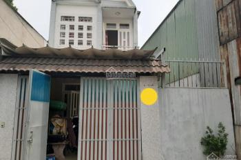 Nhà chính chủ,gần bệnh viện Q12,Tân Thới Hiệp(110m2)1tret1lau,HXH 4ty2