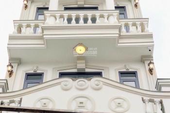 Biệt thự cao cấp 2 MT Trương Quốc Dung, Nguyễn Văn Trỗi, 7x17m khu VIP nội thất cao cấp