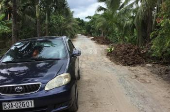 Bán đất mặt tiền đường Trần Thị Thơm