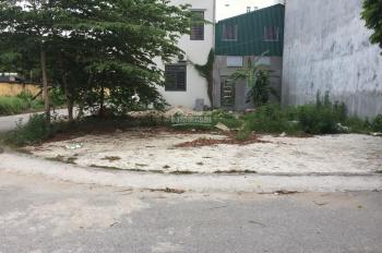 Chính chủ cần bán lô đất đẹp 2 mặt đường khu đô thị phía Tây Nam Cường