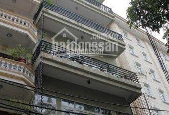 Chính chủ cho thuê nhà 100m2 x 7T mặt phố Trần Quốc Toản - Mặt tiền 6.5m, vị trí đẹp, gần Hàng Bài