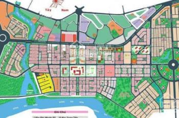 Bán đất dự án Thạnh Mỹ Lợi trung tâm Q2 đối diện sông Sài Gòn có cầu qua Đảo Kim Cương 0933724445