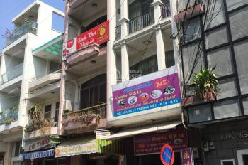 Bán gấp nhà mặt tiền Hai Bà Trưng P. Tân Định Quận 1. DT 7.2x18m 6 tầng TN 250tr/th giá 61 tỷ TL