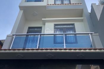 Cần bán nhà gấp 1 sẹc đường Hương Lộ 2, gần bệnh viện Bình Tân, DT 5mx17m=4tấm, đường 10m, giá 4tỷ1