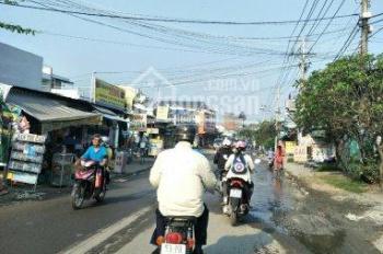 Bán đất đường Lê Thị Hà, thị trấn Hóc Môn, DT 80m2 giá 900tr, sổ hồng riêng