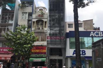 Cho thuê nhà MT 216 Lý Thường Kiệt, P14, quận 10 - ngay nhà thi đấu Phú Thọ, 6 tầng, giá 26tr/th